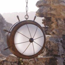Nautic Leme Madeira 2 Light Foyer Pendant