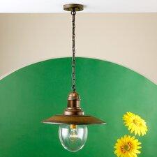 Nautik 1 Light Outdoor Hanging Pendant