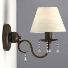 Classic Missangas 1 Light Wall Sconce