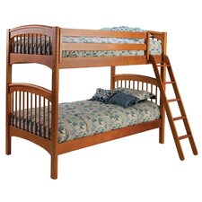 Windsor Twin Over Twin Bunk Bed