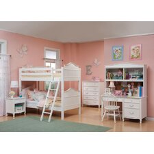 Lyndon Twin Over Twin Bunk Bed