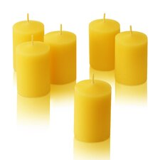 Citronella Yellow Votive Candles (Set of 144)