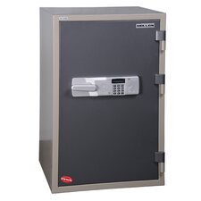 2 Hr Fireproof Electronic Lock Commercial Drawer Office Safe