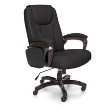 ORO High-Back Multi-Task Chair with Padded Arms