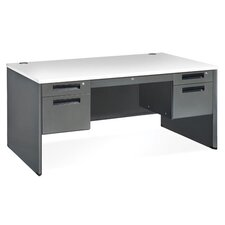 Mesa Series Panel End Computer Desk