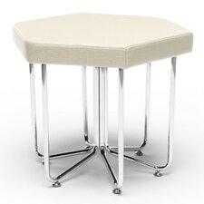 "Hex Series 18.5"" Classroom Bench"
