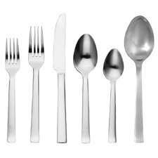 Norse 42 Piece Stainless Flatware Set