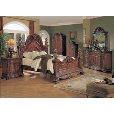 Kelsey Panel Customizable Bedroom Set
