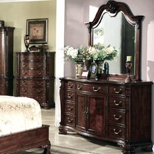 Dasan Panel Customizable Bedroom Set