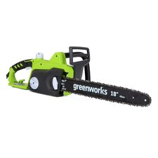"18"" 14.5-Amp Electric Chainsaw"