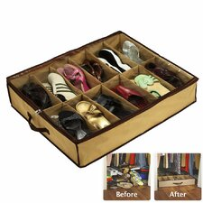 Shoes Under Space Saving Solution