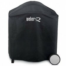 Q Premium Vinyl Cover Fits with Q300 Gas Grills