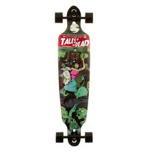 Tales of the Dead Professional Drop Down Longobard Skateboard
