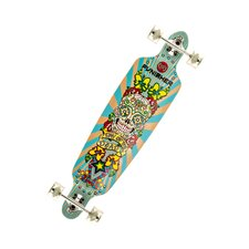 """Punisher Day of the Dead 40"""" Complete Skateboard"""
