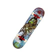 "Punisher Alien Rage 31"" Complete Skateboard"