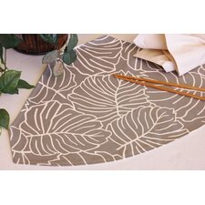 Tropical Table Linens Reversible Wedge Placemat (Set of 2)