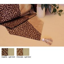Illusion Table Linen and Placemats Reversible Table Runner