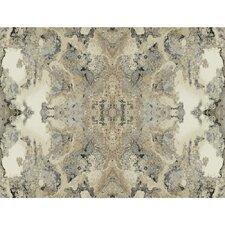 """Modern Luxe Inner Beauty 27' x 27"""" Abstract Wallpaper"""