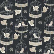 """27' x 27"""" Birdcage Wallpaper"""
