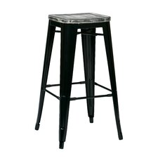 "Bristow 30"" Bar Stool (Set of 2)"