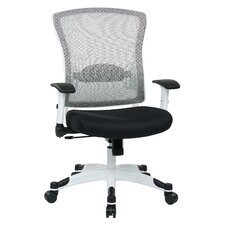 Pulsar Mesh Conference Chair with Height Adjustable Flip Arms