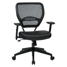 Space Seating Professional Breathable Mesh Back Conference's Chair
