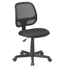 Work Smart Medium high Task Chair