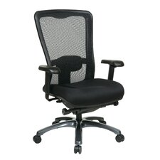 High-Back Ergonomic ProGrid Conference Chair