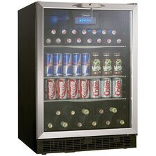 Silhouette 5.3 cu. ft. Beverage Center