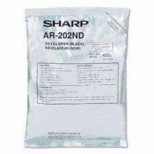 AR202ND OEM Developer, 30,000 Ink Yield, Black