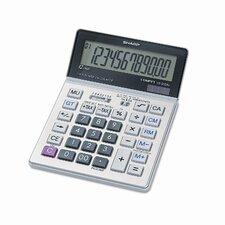 VX-2128V Compact Desktop Calculator, 12-Digit LCD