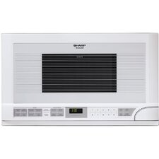 1.5 Cu. Ft. 1100W Built-In Microwave in White