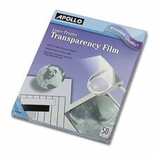 Transparency Film (Set of 50)