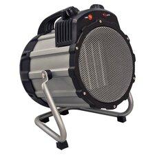 750 Watt Portable Electric Fan Utility Heater