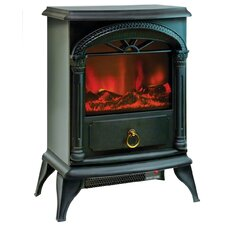 750/1500 Watt Electric Fireplace