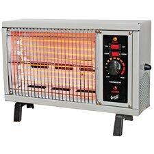 1,500 Watt Portable Electric Radiant Radiator Heater