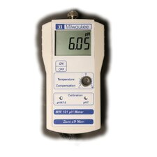 Ph Meter With 2 Point Manual Calibration