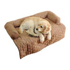 Pet Sofa Cover in Brown