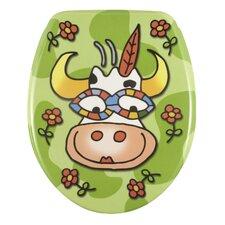 "WC-Sitz ""Crazy Cow"""