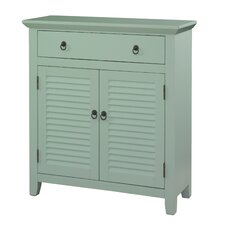 1 Drawer 2 Door Console
