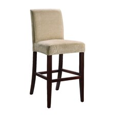 Classic Seating Pecan Chenille Slipcover
