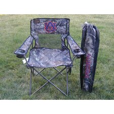 NCAA Realtree Camo Chair
