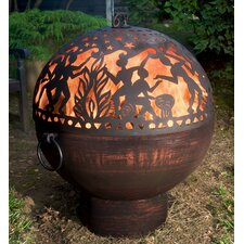 Full Moon Party Dome Bowl Fire Pit