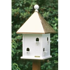 Lazy Hill Farm Square Birdhouse