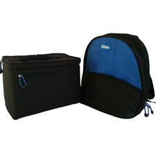 Duo Backpack with Removable Cooler Bag