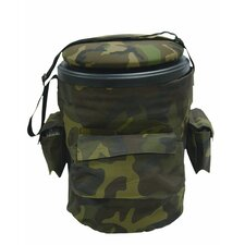 5 Qt. Deluxe Sports Bucket Picnic Cooler