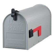 Standard Gauge Galvanized Steel Mailbox