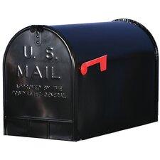 Jumbo Galvanized Steel Rural Mailbox