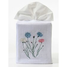 Wildflowers Tissue Box Cover