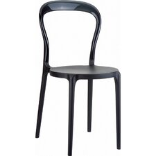 Mr Bobo Stacking Dining Side Chair (Set of 4)